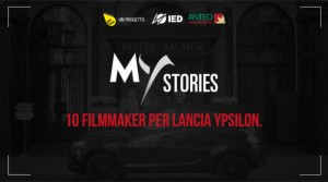 Lancia Ypsilon MYstories