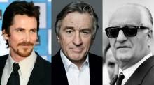 De Niro e Bale saranno Enzo Ferrari