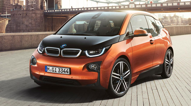 Apple Car - BMW i3