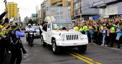 Jeep Wrangler papamobile