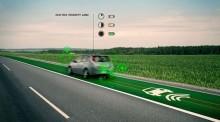 Corsie di ricarica wireless per auto elettriche