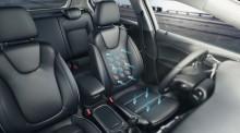 Wellness mobile con i sedili della nuova Opel Astra