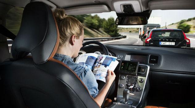 guida autonoma Volvo