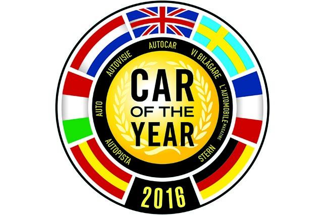 Auto dell'Anno 2016
