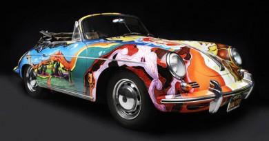 Porsche di Janis Joplin