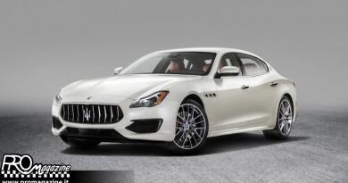 Maserati Quattroporte Resyling