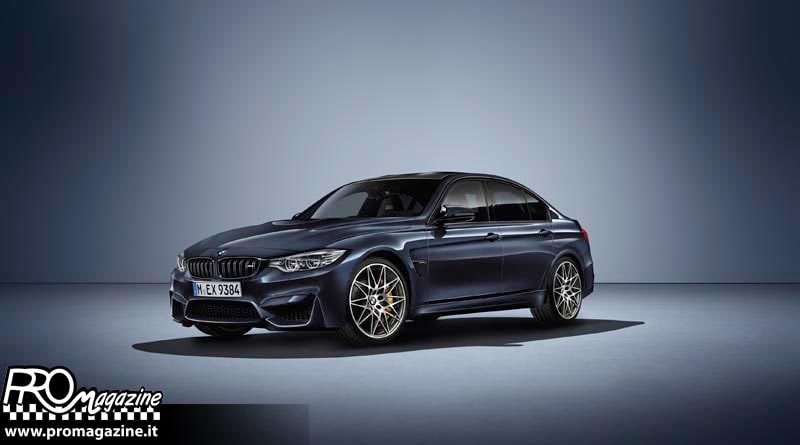 "BMW M3 ""30 years"""