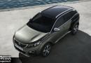 Peugeot 3008, la nuova SUV della casa francese