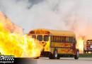 Scuolabus a reazione. Per andare a scuola… a tutta velocità!