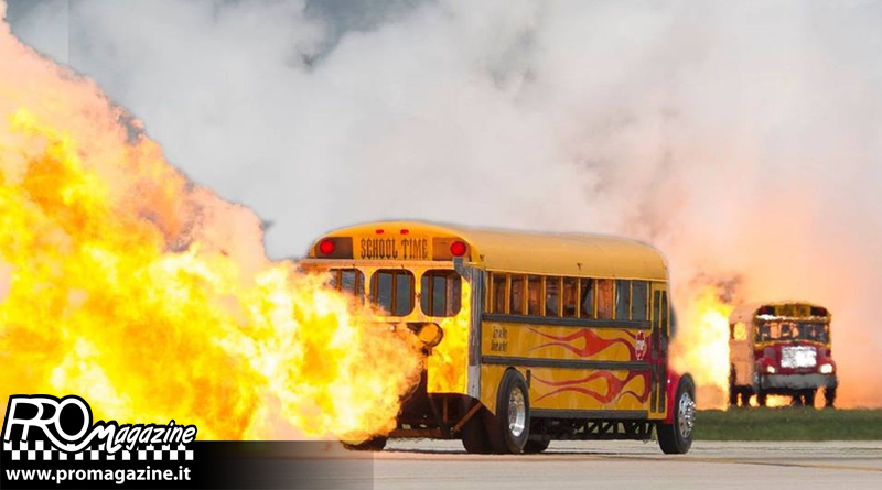Scuolabus a reazione